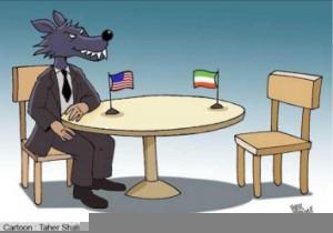 Cartoon: Taher Shabani