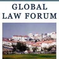 Global Law Forum - The Status of Judea & Samaria