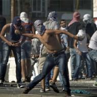 East Jerusalem Riots