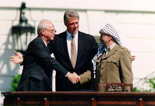Ten Points Regarding the Fundamental Breach by the Palestinians of the Oslo Accords