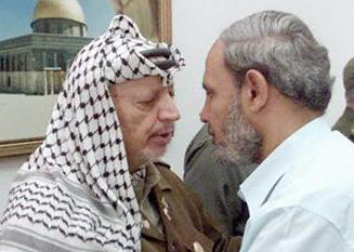 Arafat and al-Zahar