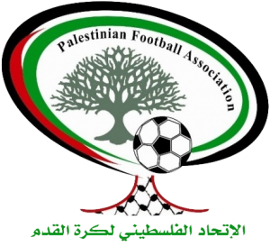 Palestinian Football Association Logo