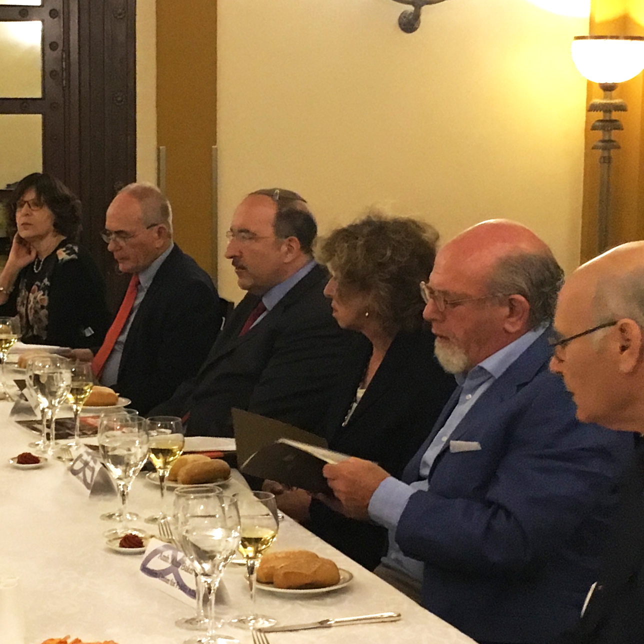 Briefing for European Ambassadors