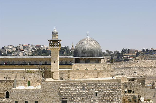 "The ""Al-Aksa Is in Danger"" Libel:<br /> The History of a Lie"