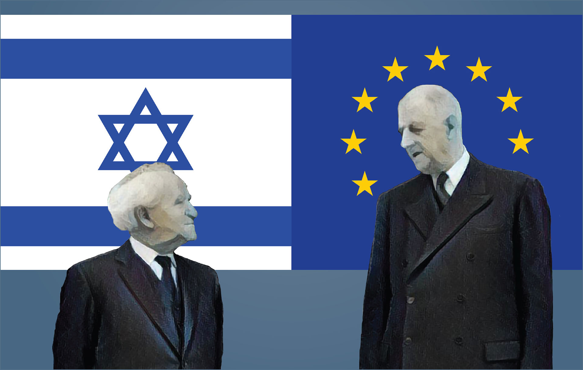 Germany and Israel: Truth and Promises